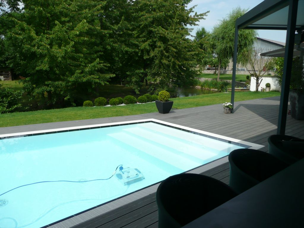 Amenagement Plage Piscine